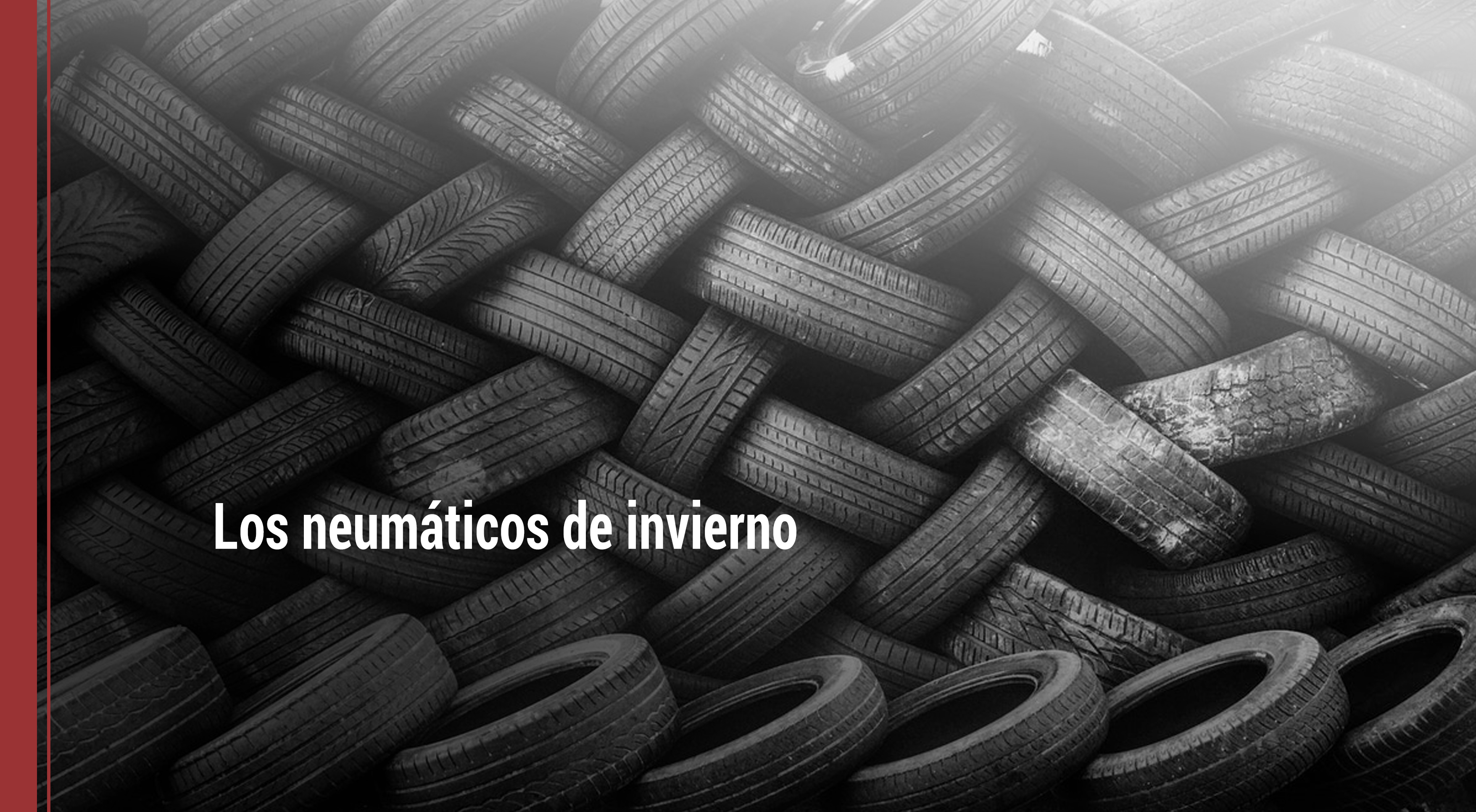 neumaticos-de-invierno Neumáticos de invierno: qué son y cuáles son sus ventajas