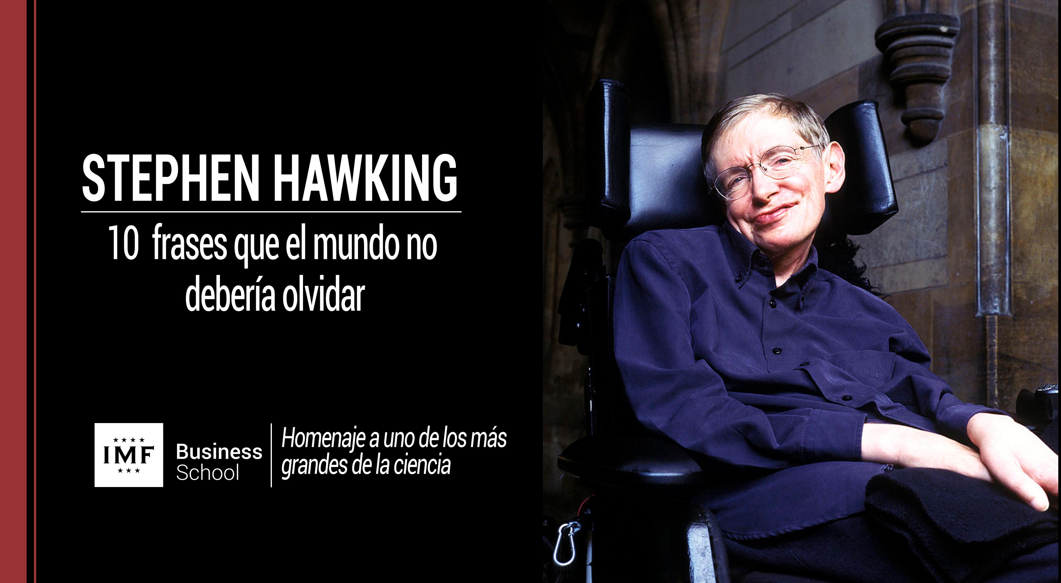 stephen-hawking-10-frases-homenaje Stephen Hawking: Las 10 frases que el mundo no debería olvidar