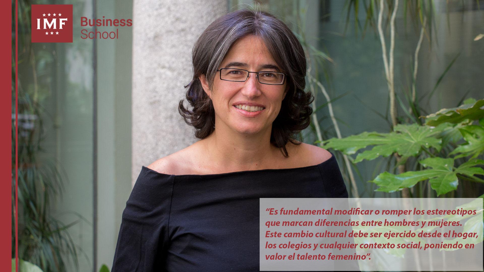 Belen_Arcones_entrevista_stem Mujeres en profesiones STEM. ¿Dónde están? Entrevista a Belén Arcones