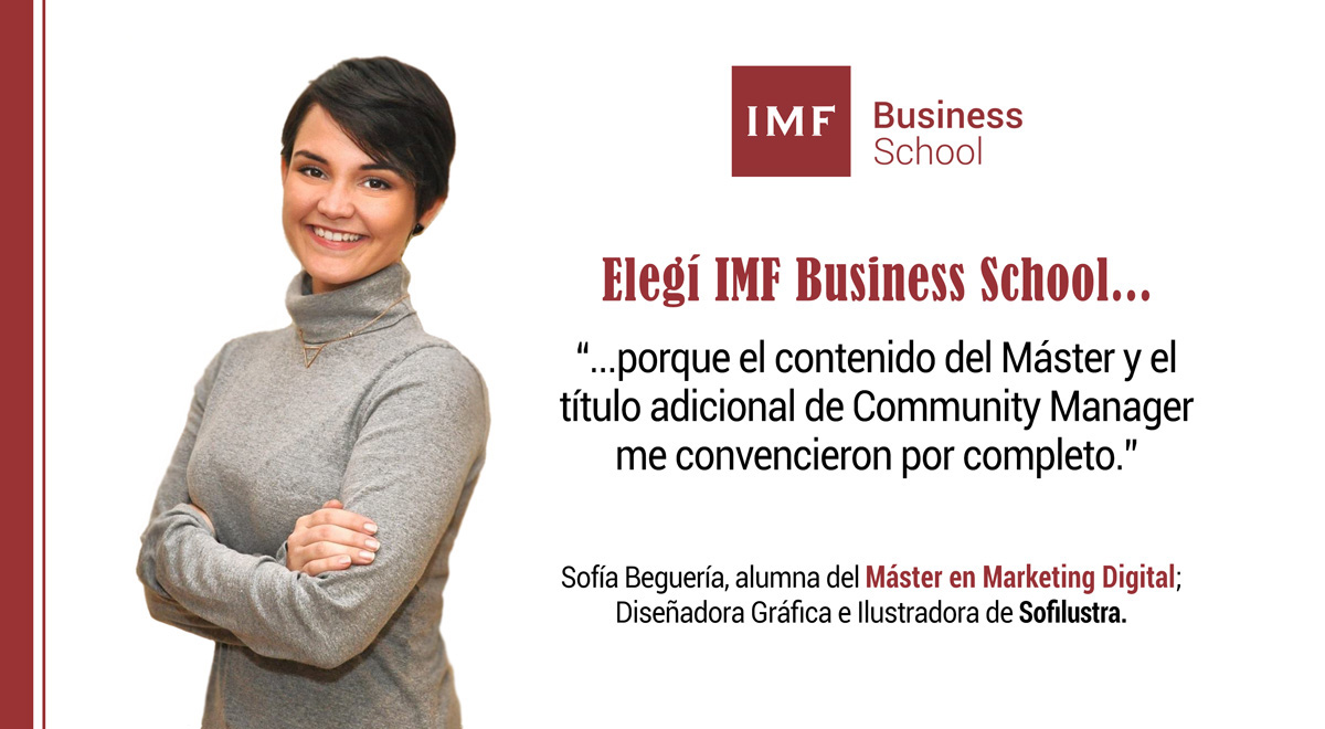 alumni-sofia-begueria-marketing Entrevista Alumni: Sofía Beguería, alumna del Master en Marketing Digital
