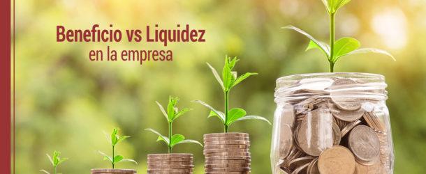 beneficio-versus-liquidez-empresa-610x250 Cómo calcular el beneficio y el ratio de liquidez de una empresa