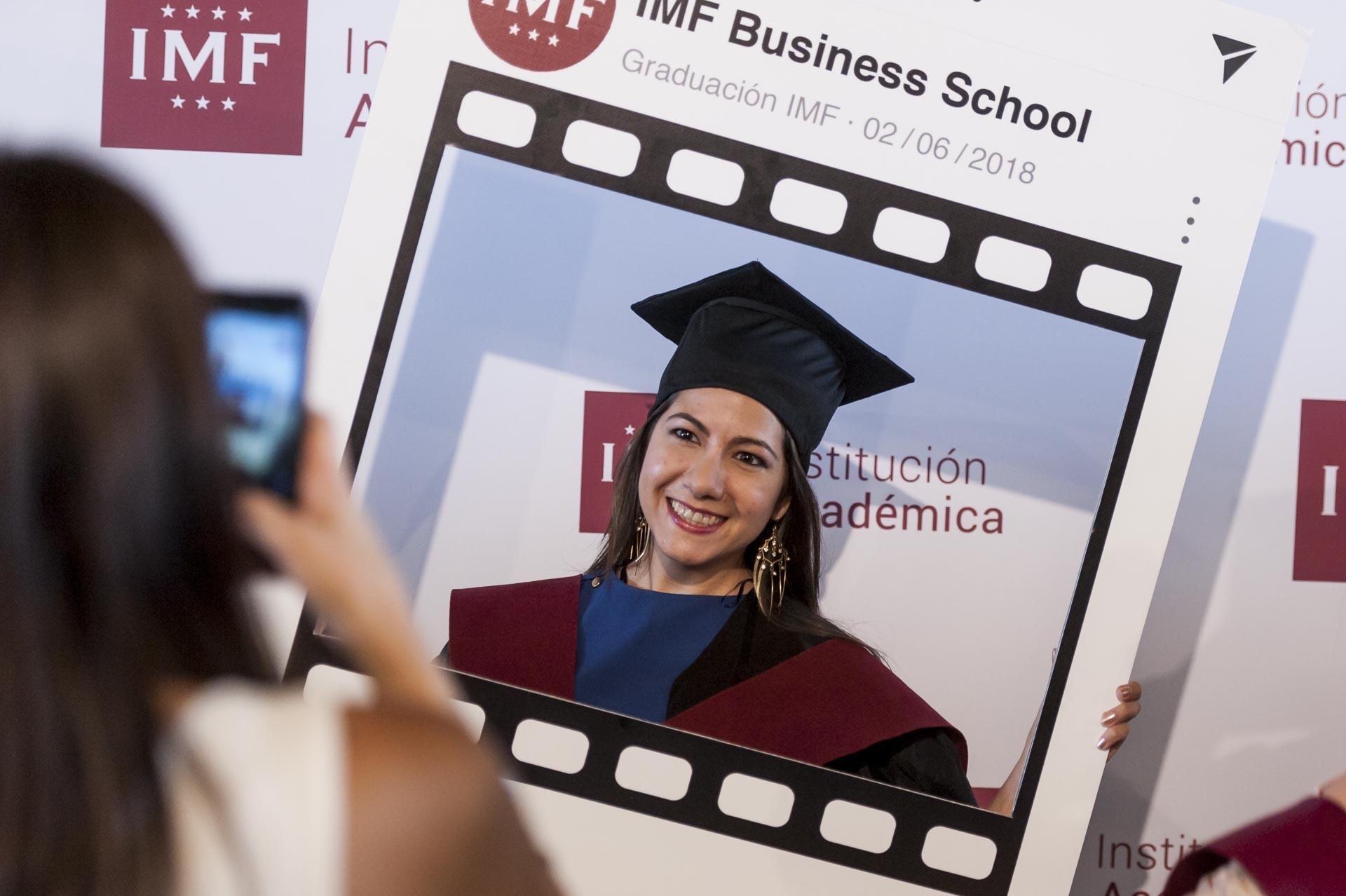 Recordamos los mejores momentos de la Graduación IMF 2018 en imágenes