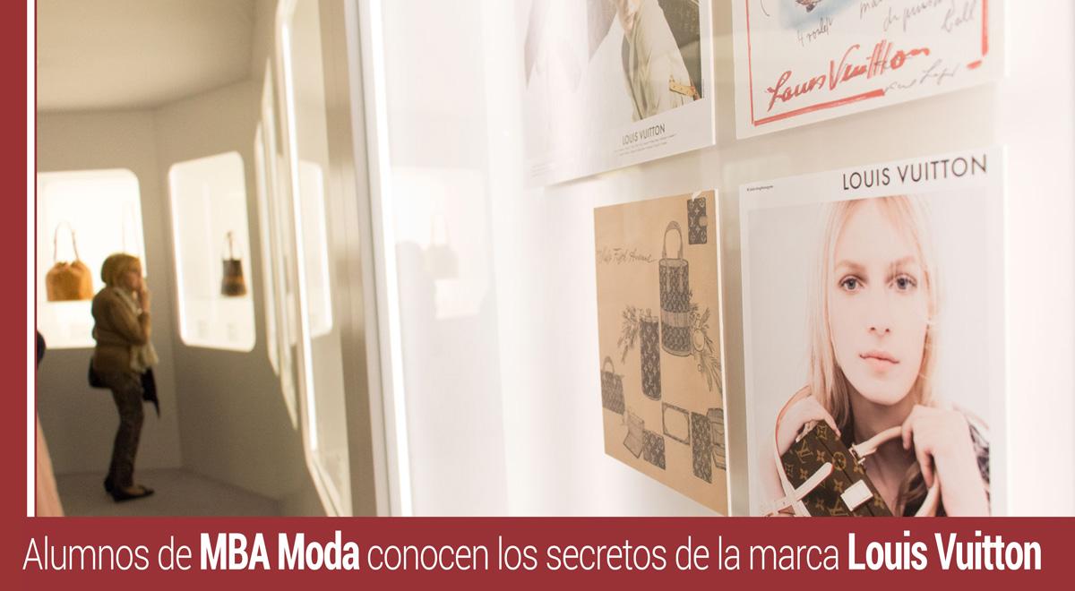 alumnos-mba-moda-marca-louis-vuitton Alumnos de MBA Moda conocen los secretos de la marca Louis Vuitton
