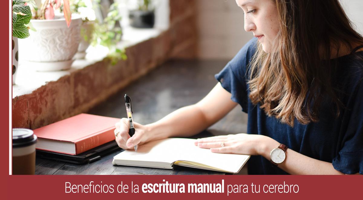 beneficios-escribir-a-mano-cerebro Beneficios de escribir a mano para tu cerebro