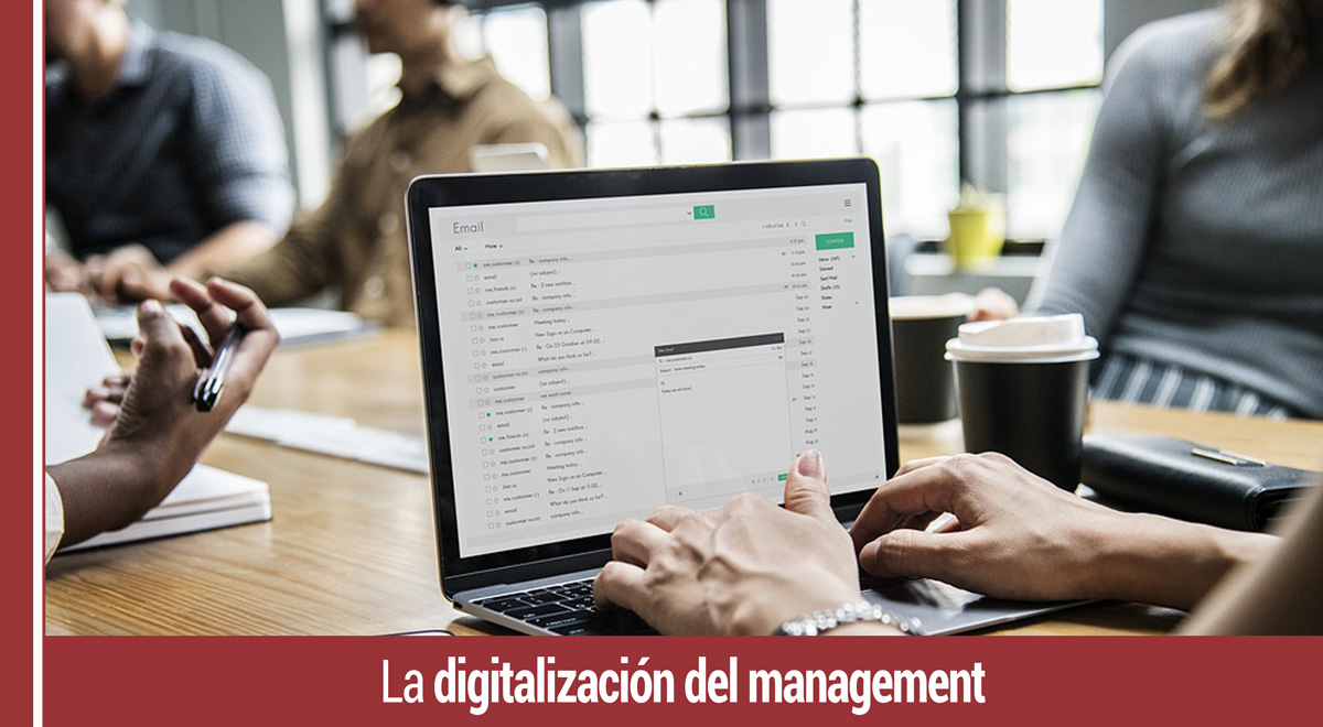 digitalizacion-del-management La digitalización del management: El viaje del Poder al Nuevo Talento