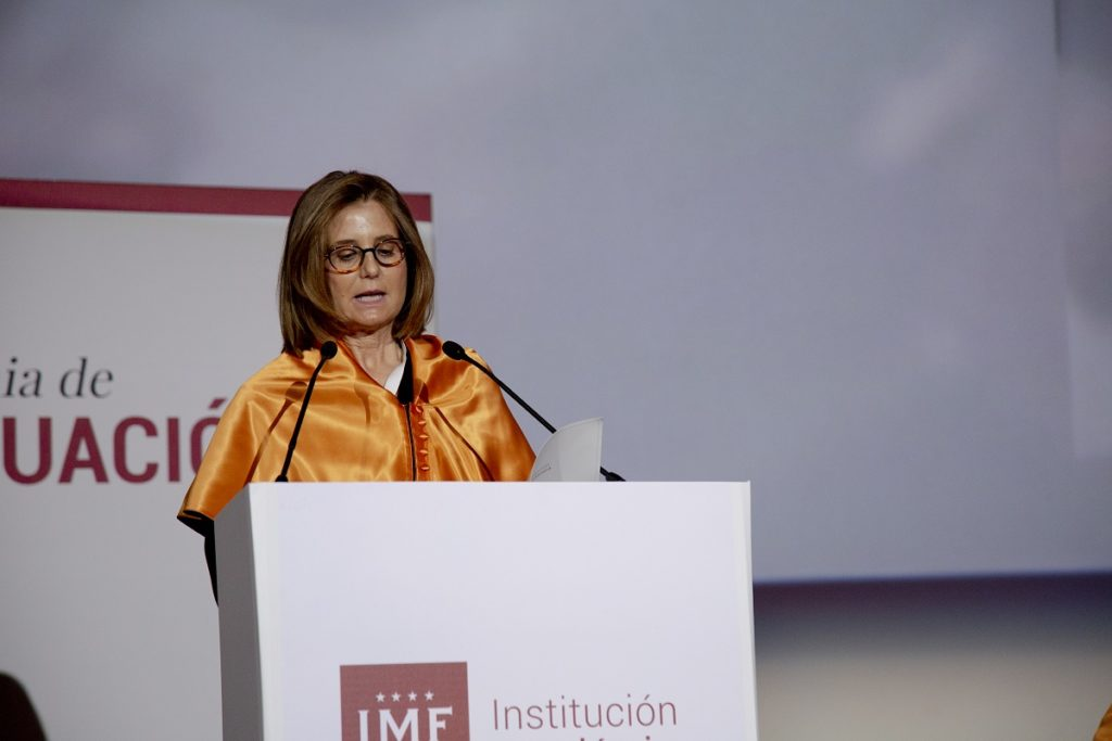 Alumnos de IMF Institución Académica vivieron una graduación de película