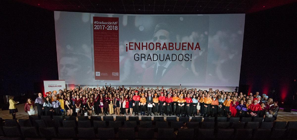 graduacion-imf-institucion-academica-2018 Alumnos de IMF Institución Académica vivieron una graduación de película
