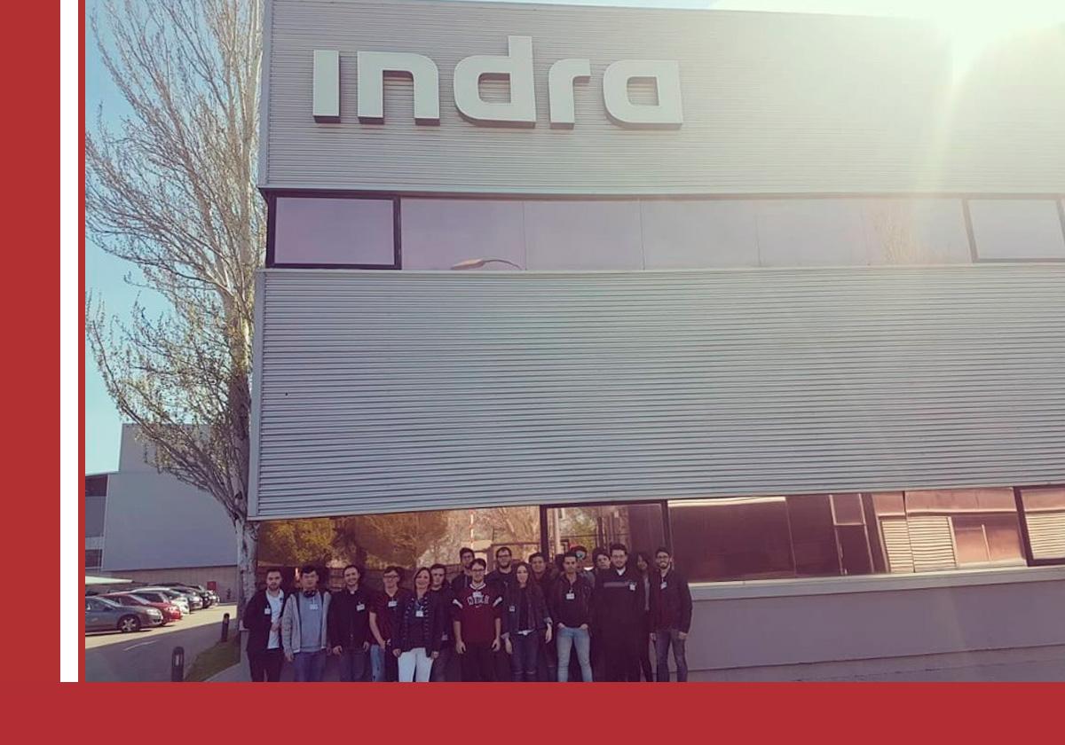 indra-becas-imf-mexico-espana IMF e Indra lanzan la primera edición de Becas para el Desarrollo del Talento Tecnológico