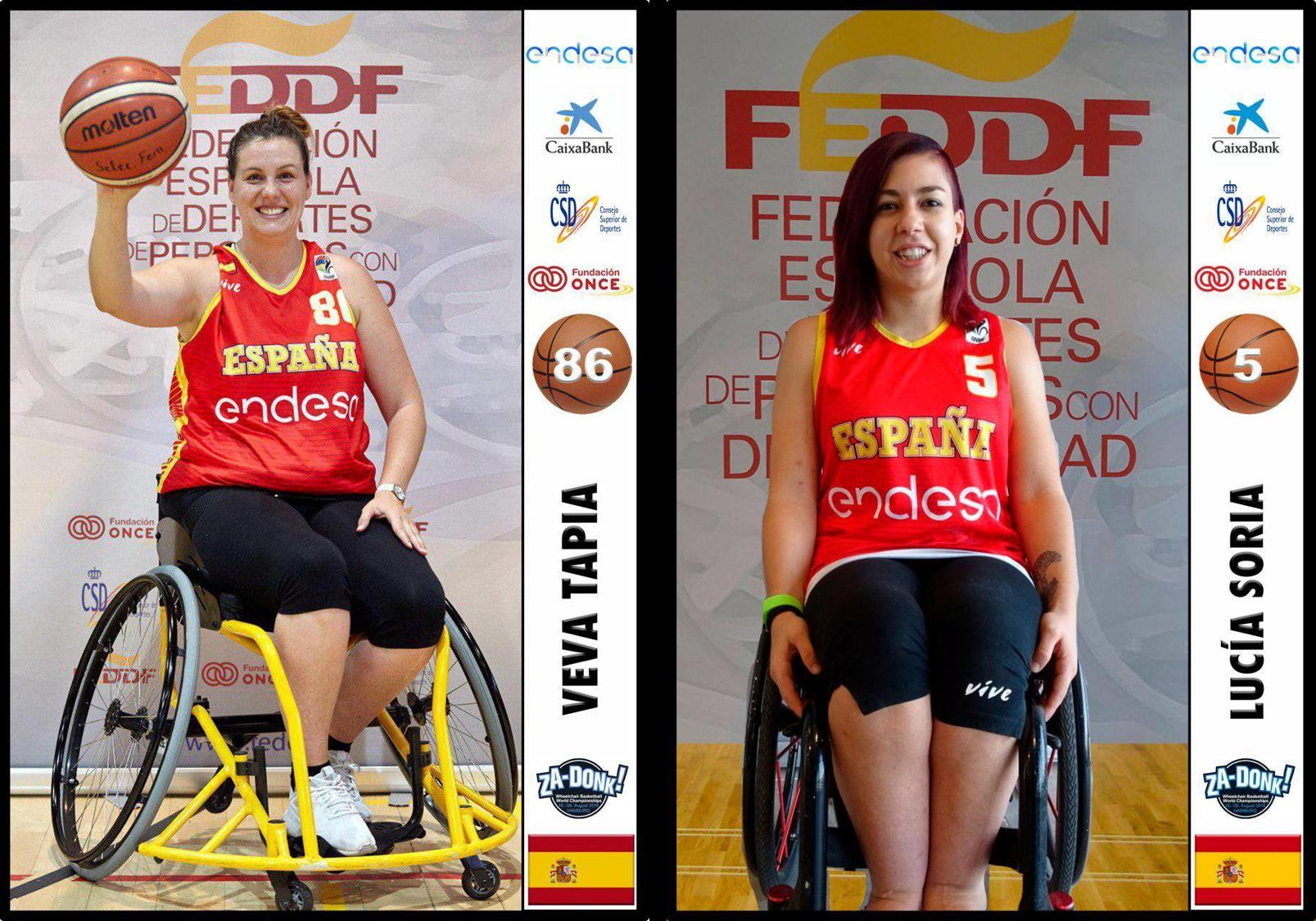 jugadoras-getafe IMF apoya un año más a CID Casa Murcia Getafe