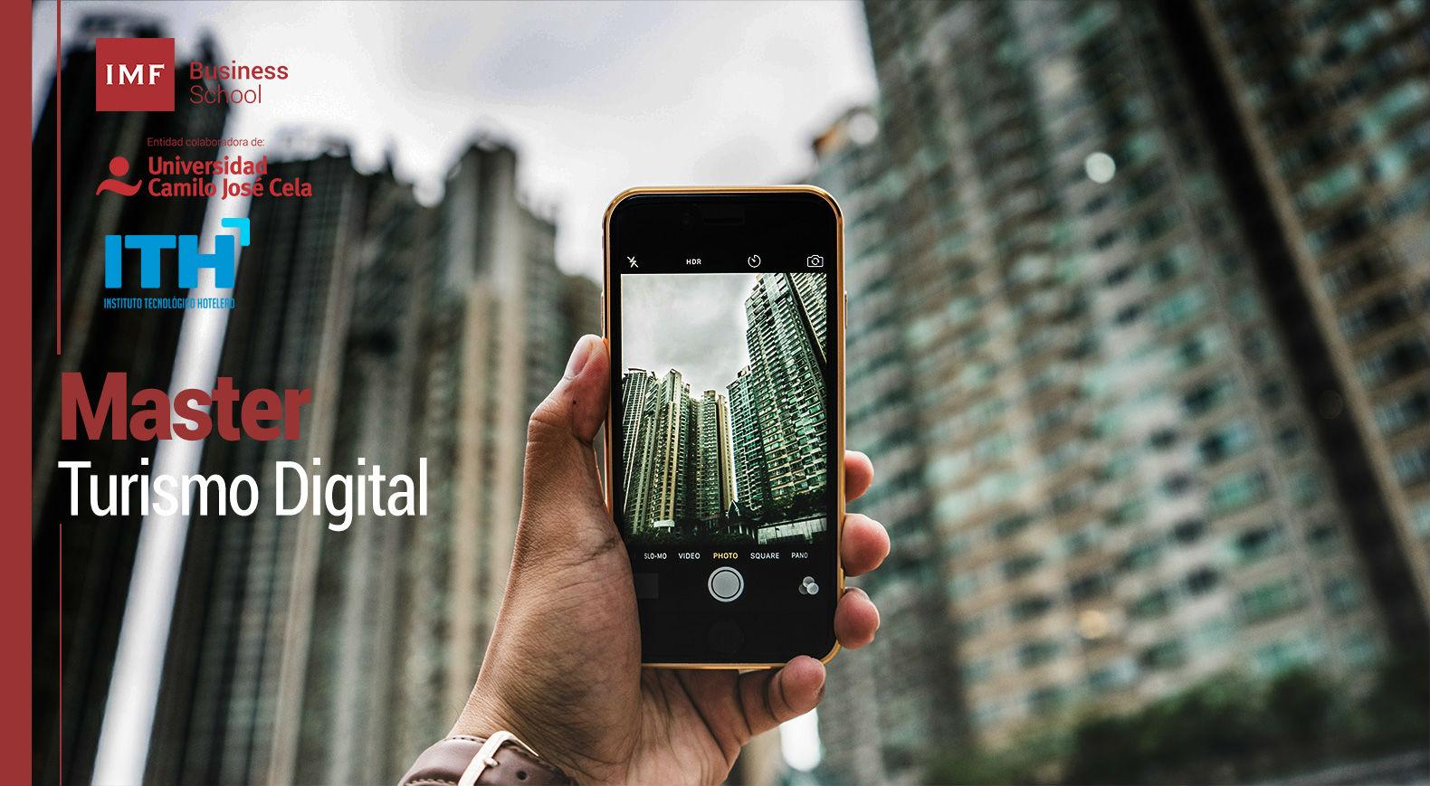 master en turismo digital