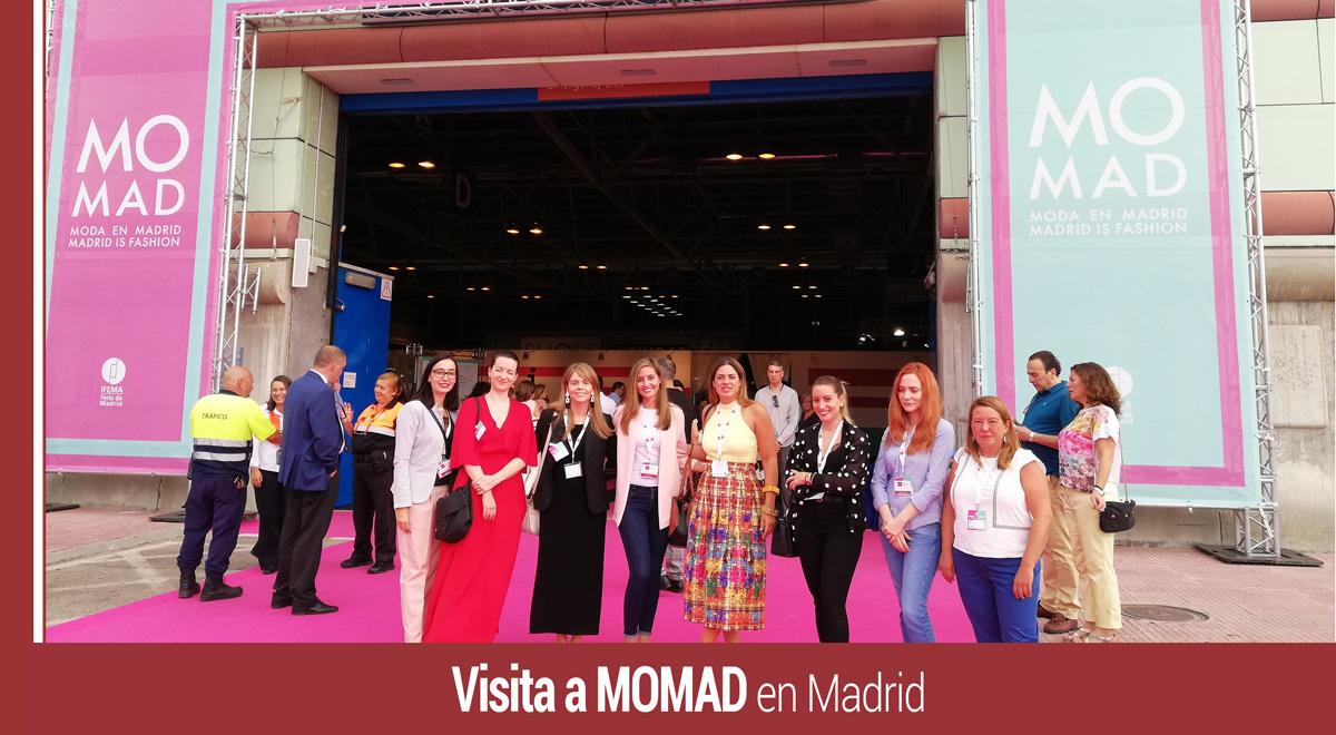 visita-momad-metropolis-mba-moda MOMAD Metrópolis: Visitamos la feria de Moda en Madrid