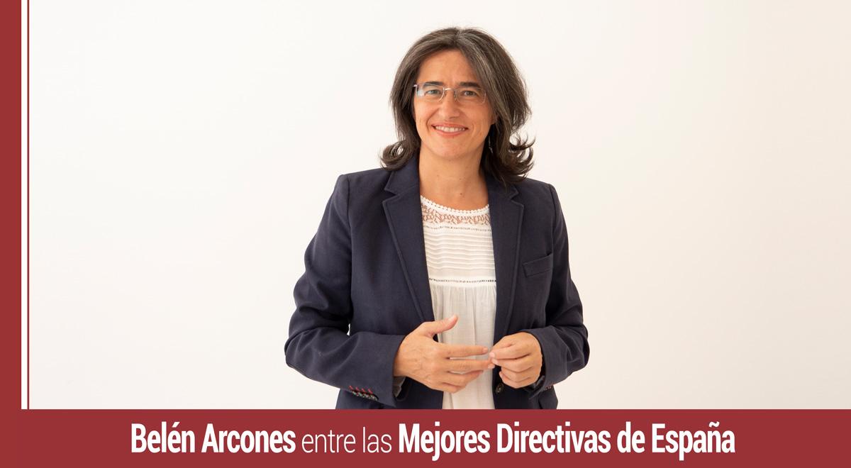 belen-arcones-top-mejores-directivas-espana Entrevista a Belén Arcones entre las TOP 10 Mujeres Directivas de España por segunda vez consecutiva