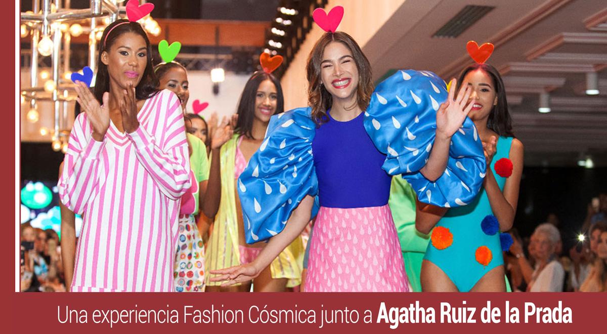 trabajar-agatha-ruiz-de-la-prada Trabajar en un desfile con Agatha Ruiz de la Prada