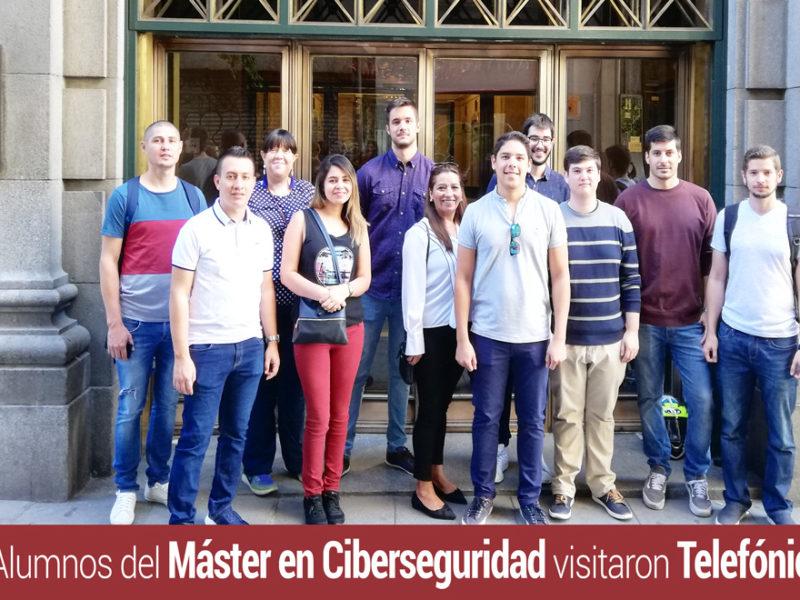 visita-ciberseguridad-telefonica-800x600 Telefónica: Nuestros alumnos conocieron cómo la empresa gestiona la ciberseguridad
