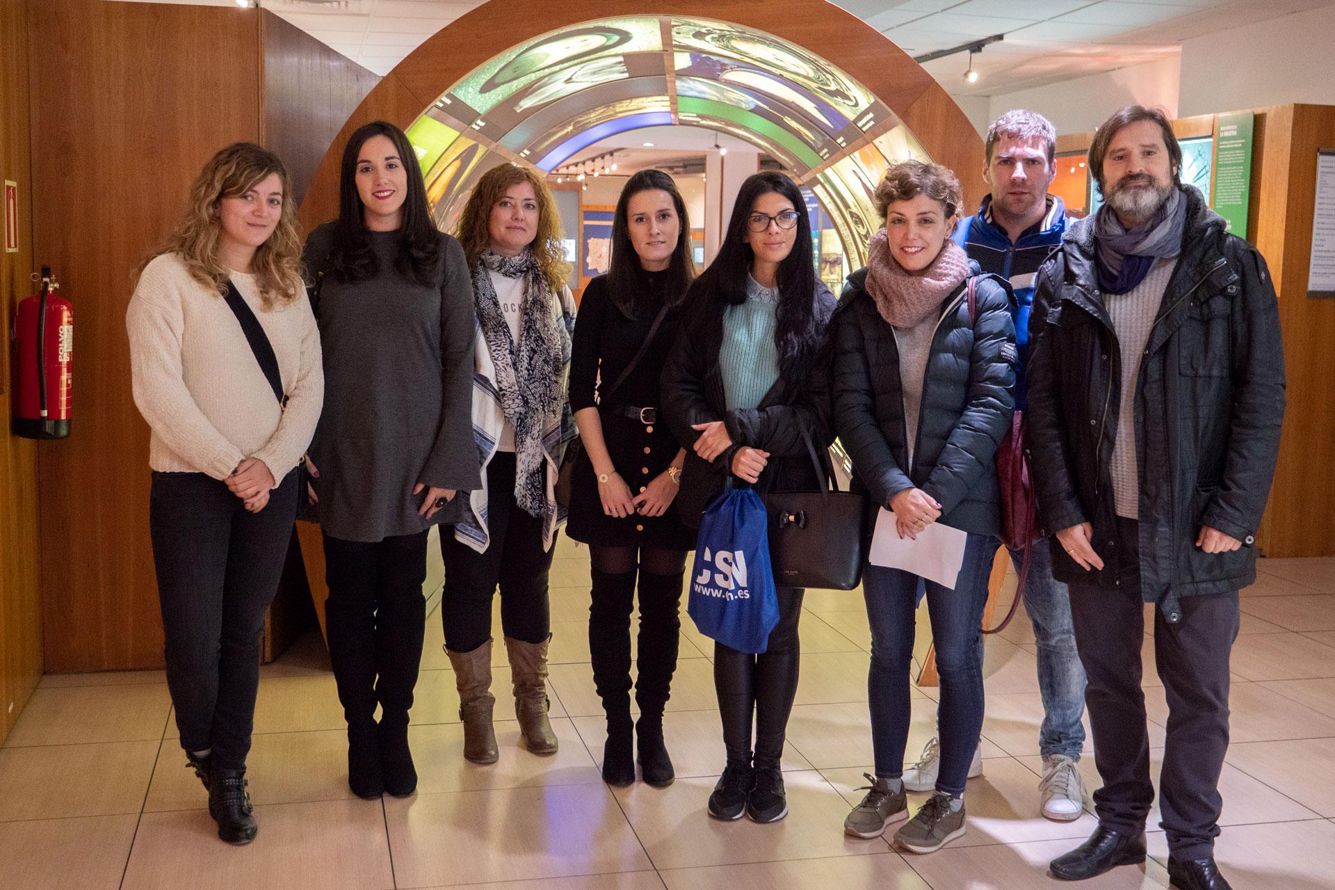 P1044569 Consejo de Seguridad Nuclear: Una visita para la protección del Medio Ambiente