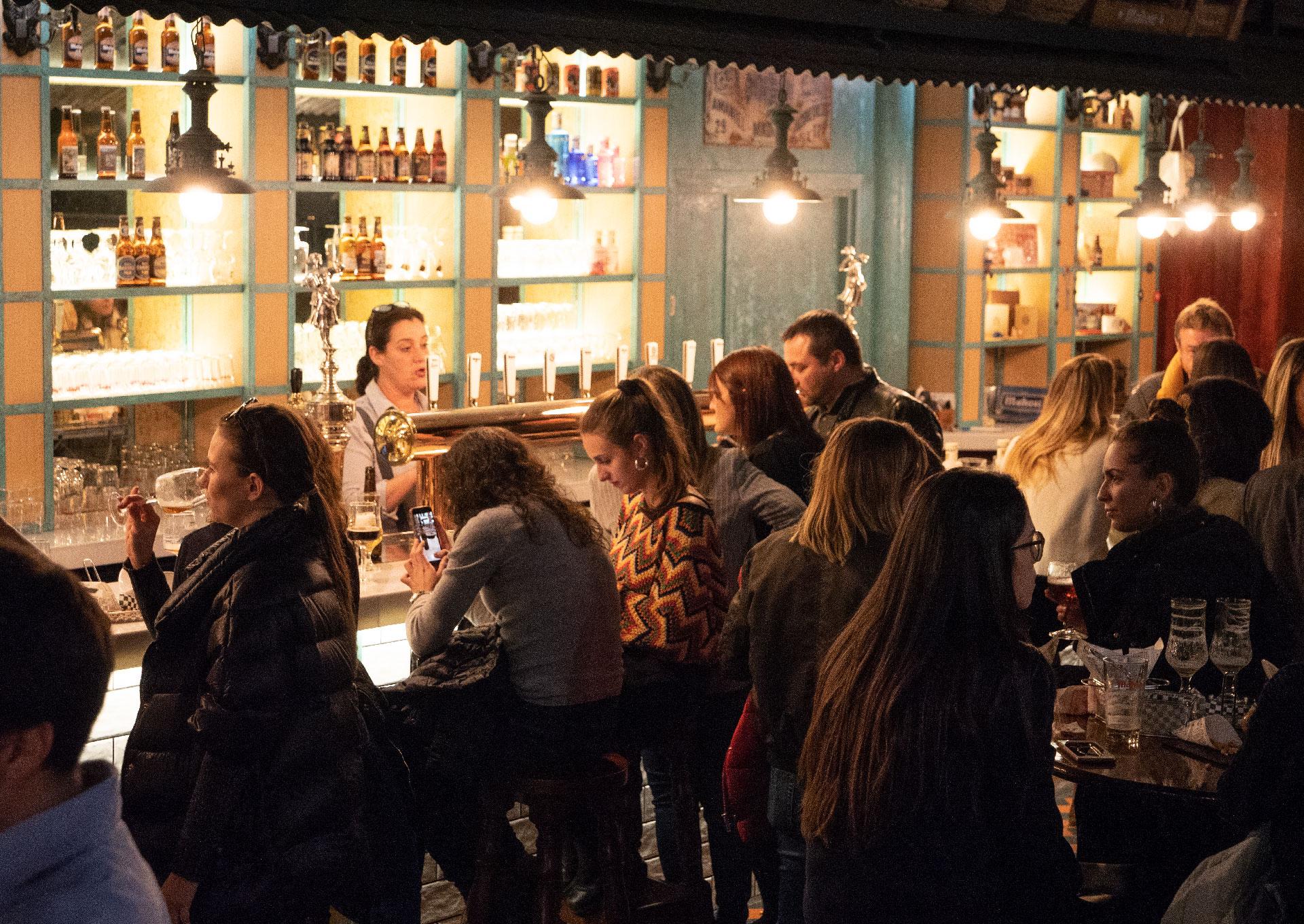 P1055238 Visita a Mahou San Miguel, cervecera más famosa de España