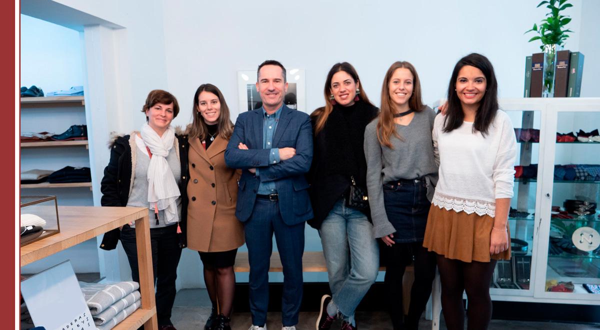 alumnos-moda-manuel-garcia Nuestros alumnos del MBA en Moda conocen al diseñador Manuel García