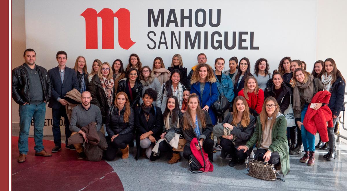 visita-san-miguel-mahou Visita a Mahou San Miguel, cervecera más famosa de España