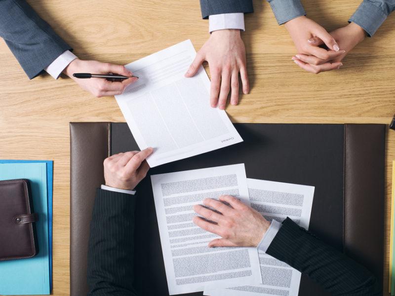 relacion-abogado-parte-contraria-800x600 ¿Cómo han de ser las relaciones de un abogado con la parte contraria?