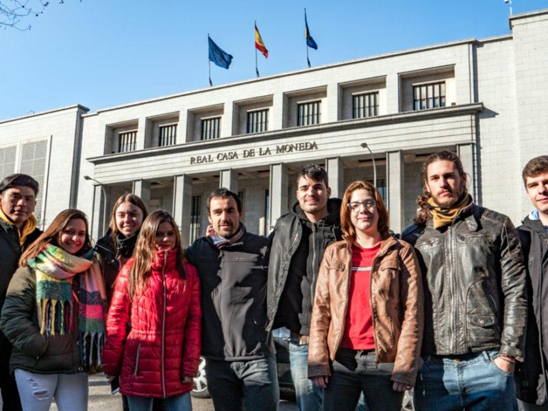 visita-alumnos-imf-mba-museo-casa-de-la-moneda-800x600 Museo Casa de la Moneda: Un paseo por la historia del dinero