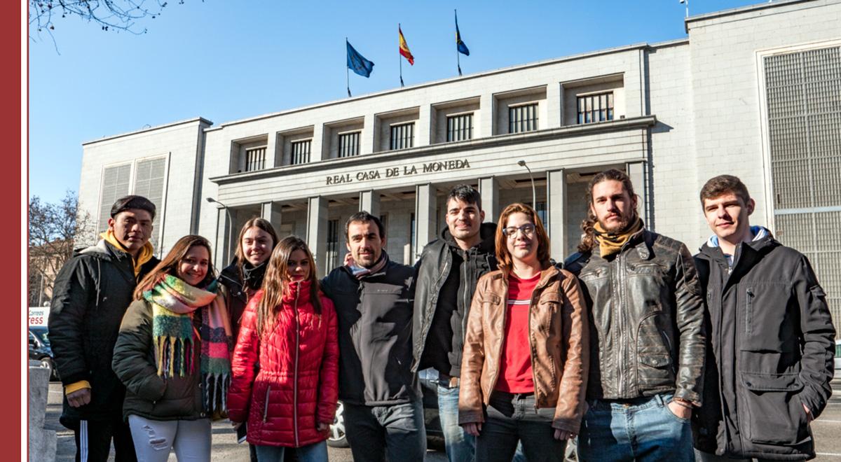 visita-alumnos-imf-mba-museo-casa-de-la-moneda Museo Casa de la Moneda: Un paseo por la historia del dinero