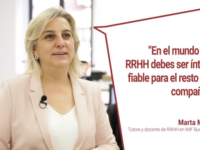 marta-martinez-docente-rrhh-800x600 Conoce a los docentes de RRHH de IMF: Marta Martínez