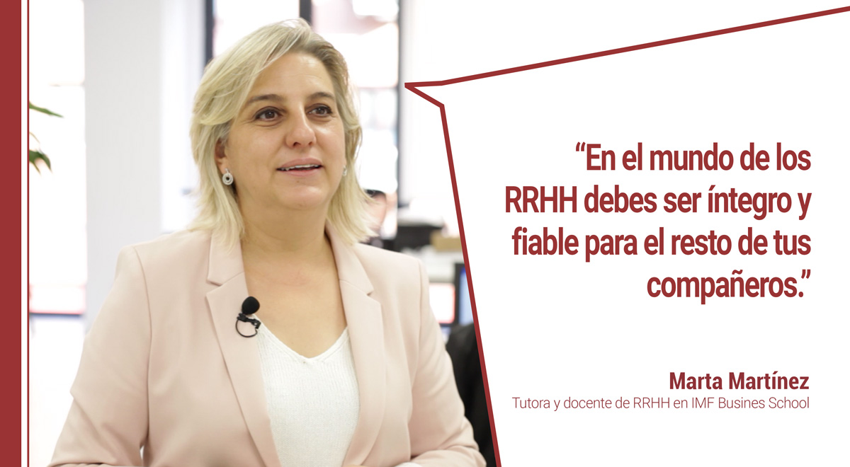 marta-martinez-docente-rrhh Conoce a los docentes de RRHH de IMF: Marta Martínez