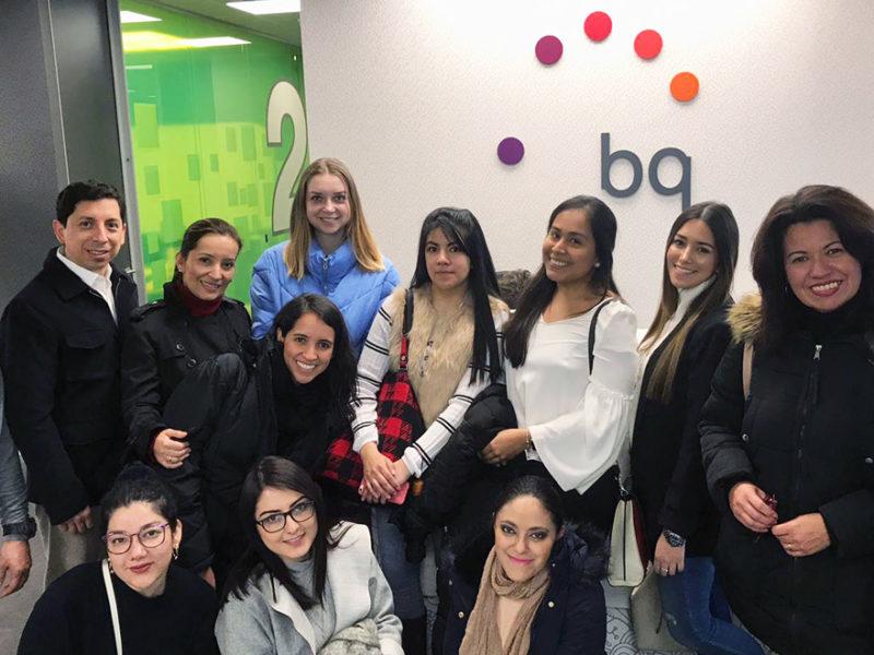 visita-alumnos-bq-800x600 Alumnos de IMF conocen la evolución de BQ