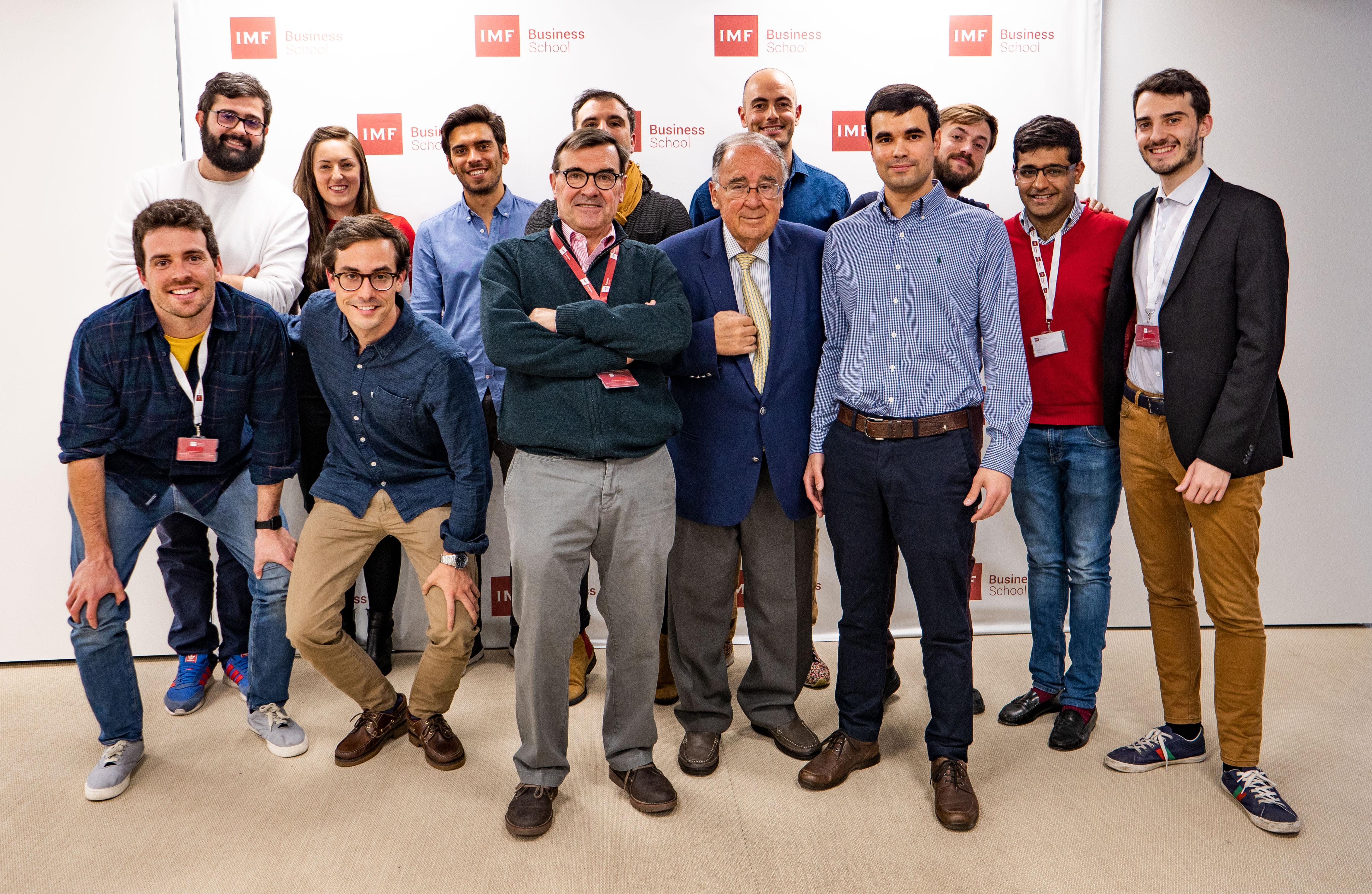 IMF-emprende-2019 IMF Emprende: Inicia el mentoring para los 10 emprendedores