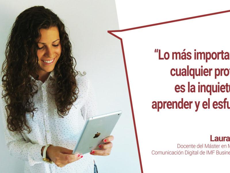 conoce-docente-mkt-laura-lopez-800x600 Conoce a los docentes de Marketing de IMF: Laura López