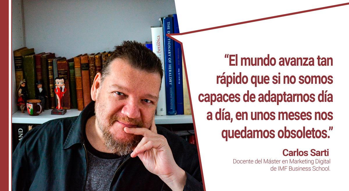 entrevista-carlos-sarti Conoce a los docentes de Marketing de IMF: Carlos Sarti