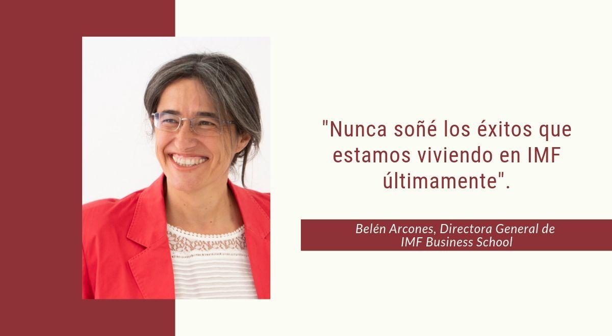entrevista-belen-arcones-rsc Belén Arcones: Nunca soñé los éxitos que estamos viviendo últimamente
