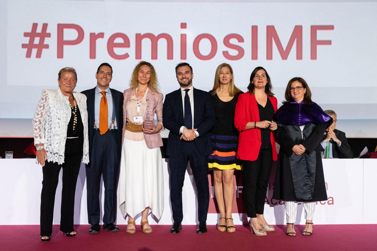 ganadores-premios-imf-1300x867 Los Premios IMF 2019: un homenaje a la diversidad y a la RSC