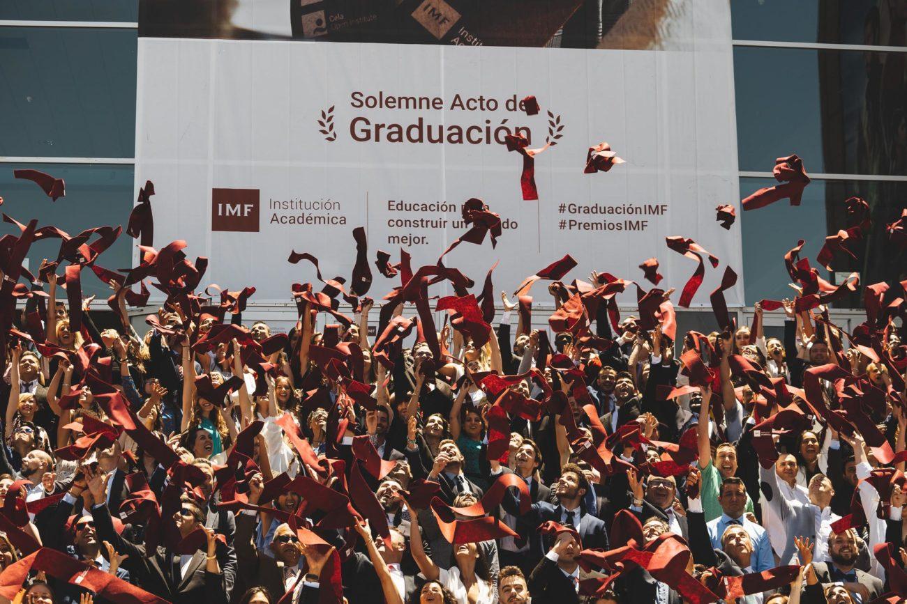 graduacion-imf-2019-1300x867 IMF Institución Académica celebra una Graduación con guiño a la diversidad #IMFparatodos