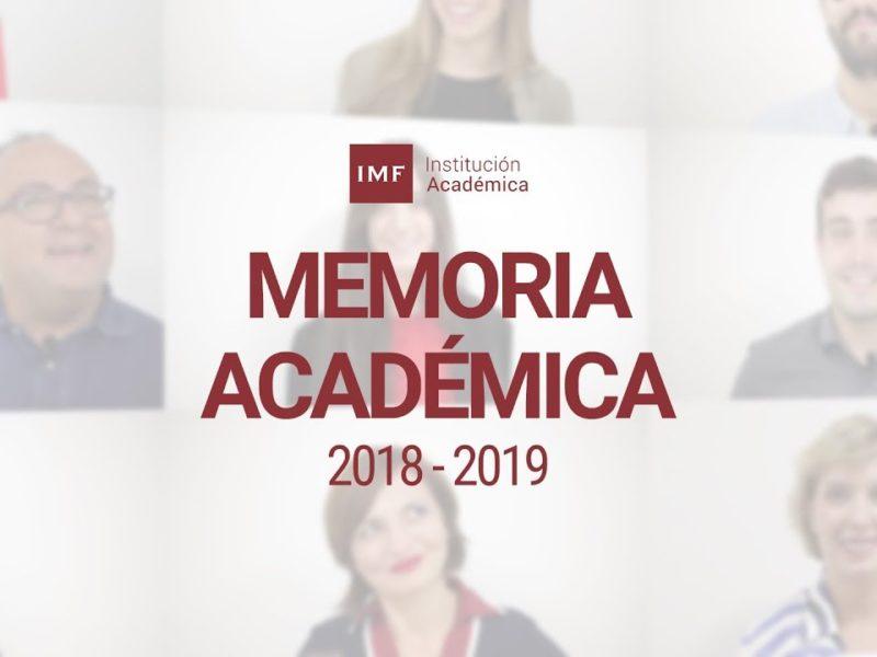memoria-academica-imf-2019-800x600 Lo mejor del curso 2018-2019 de IMF Institución Académica