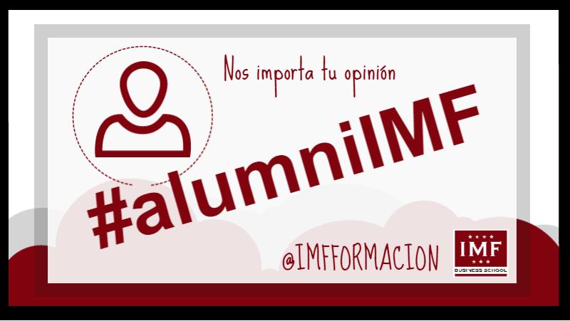 ALUMNIimf_ENTREVISTAS1 Entrevista Alumni: Tamara García, alumna del Máster en Marketing Digital de IMF