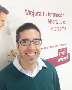 Entrevista Alumni: Carlos Guerrero, alumno del Máster en Marketing y Comunicación Digital en IMF
