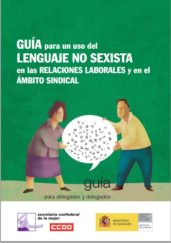 GUIA LENGUAJE NO SEXISTA
