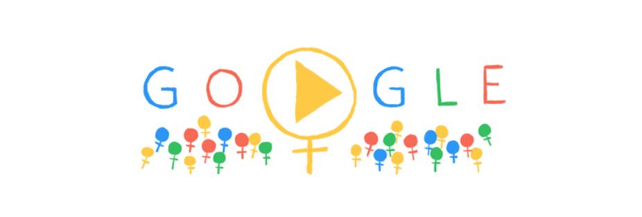 Google & el día de la mujer trabajadora