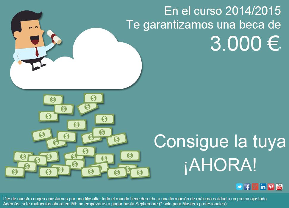 NUEVAS-BECAS_VERANO_IMF Consigue tu beca de 3.000 EUROS
