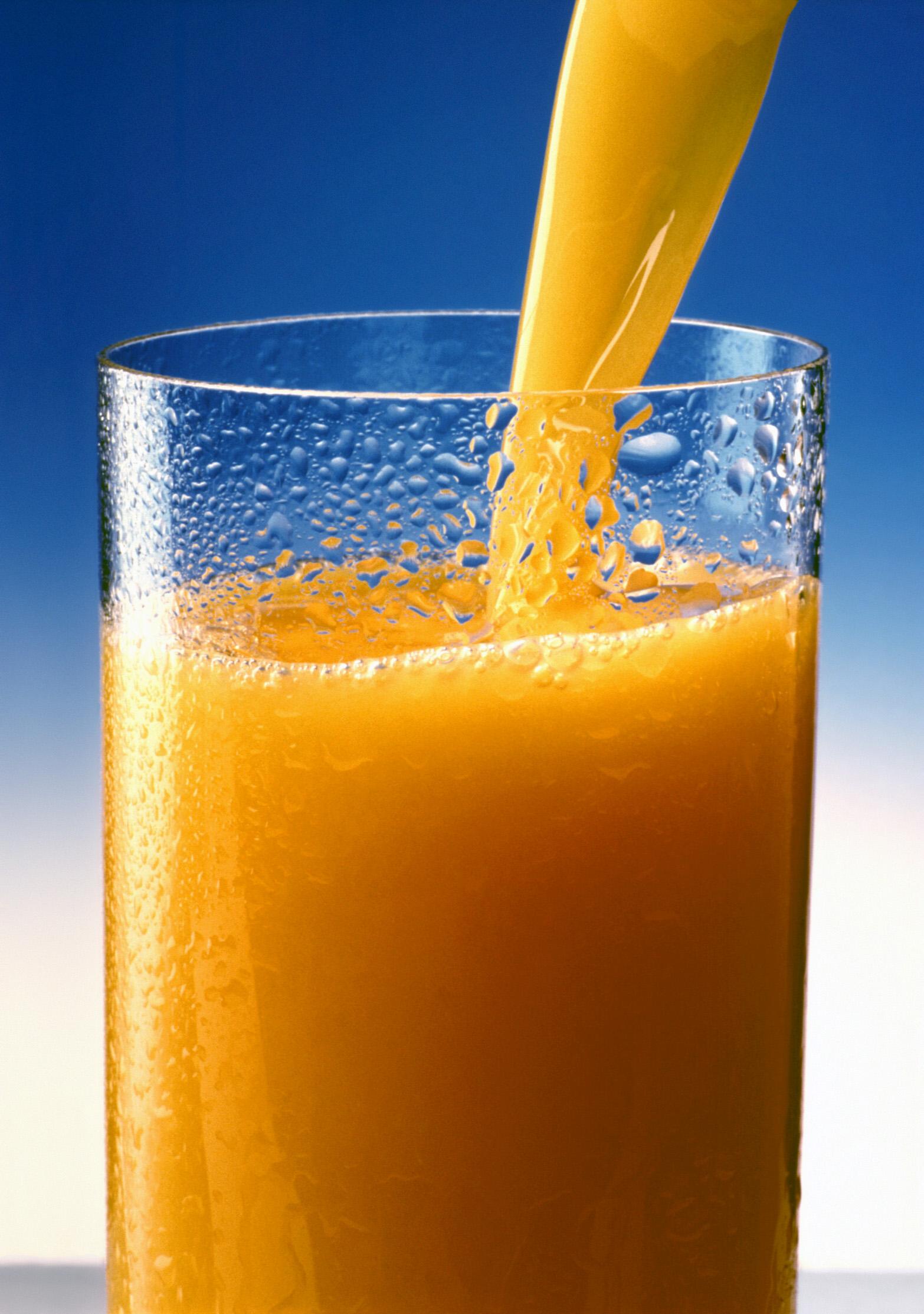 Orange_juice_1 La conservación de los alimentos en verano
