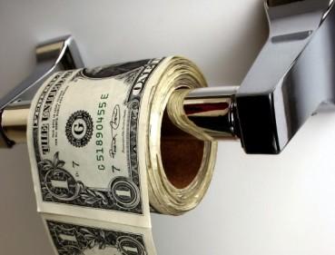 rollo-papel-dinero Canje de deuda