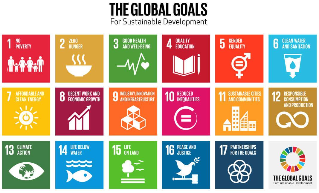 Los Objetivos de Desarrollo Sostenible, un compromiso mundial
