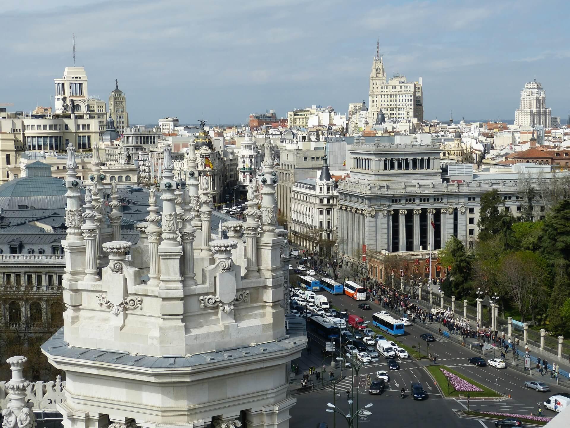 Madrid inicia el 2016 con una millonaria inversión en sostenibilidad