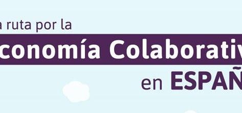 Economía colaborativa de España claves