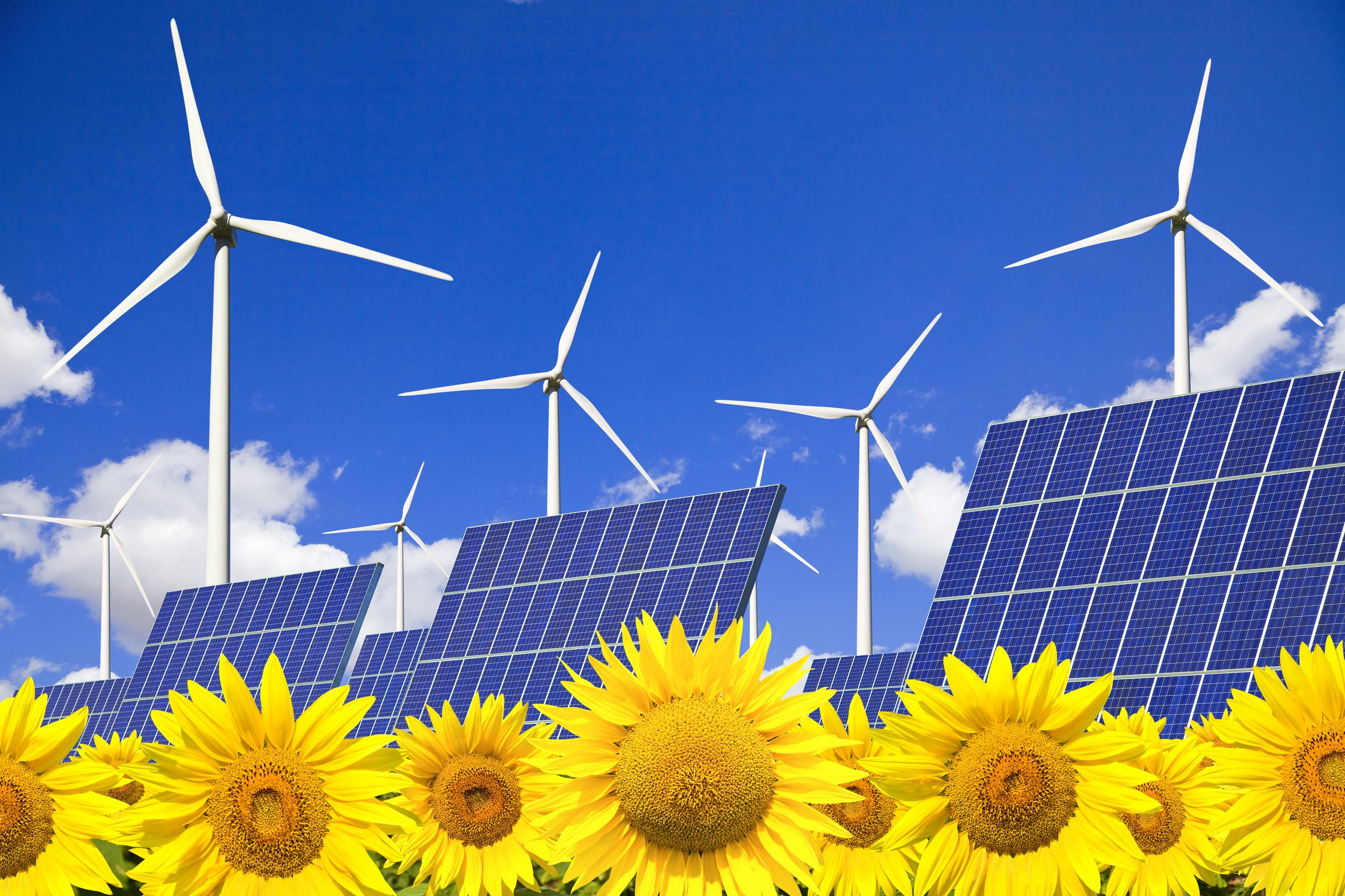 El precio de las energ as renovables energ as renovables - Fotos energias renovables ...