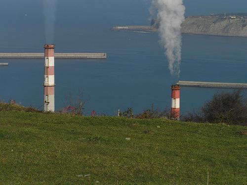 Emisiones de gases y efecto invernadero
