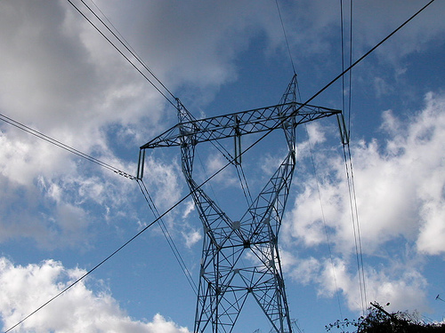 Subida del precio de la electricidad