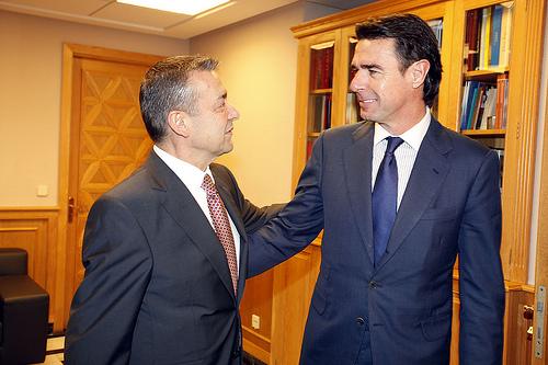 energéticas ministro Soria