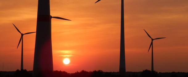 Energías renovables y energía eólica